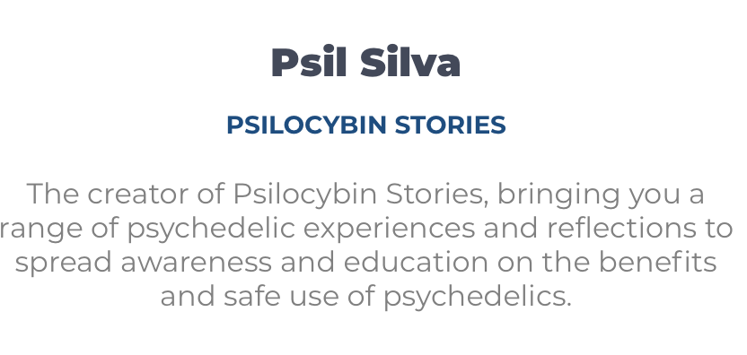 Psilocybin Stories